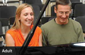 Adult - Piano Lessons Columbus Ohio